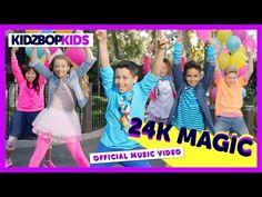 KIDZ BOP Kids - 24K Magic (Official Music Video) [KIDZ BOP 34] - YouTube