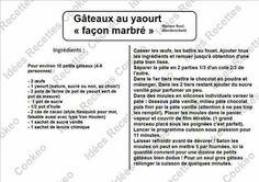 Gateau Magique Framboise, Gateau Au Yaourt Marbre, Gateau Yaourt, Dessert  Au Cookeo,