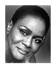 Cicely Tyson. She is a mega inspiration. I got to see her in person & she's…