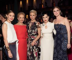 Everyone Agrees: Carolina Herrera Is Always the Chicest Woman in the Room from InStyle.com