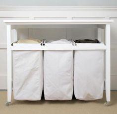 Organização na lavanderia    Laundry Organization