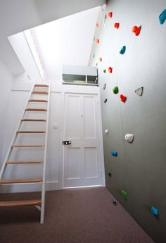 Home Climbing Walls For Kids And Big Kids Too
