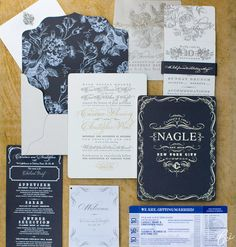 OMG, this website is wedding stationery heaven!
