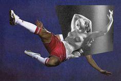Sports modernes et sculptures classiques