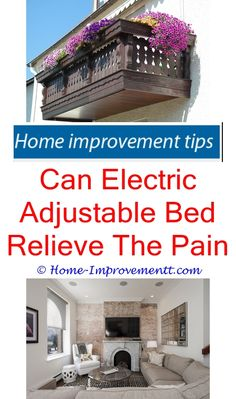 Can Electric Adjustable Bed Relieve The Pain  Home Improvement Tips #83726