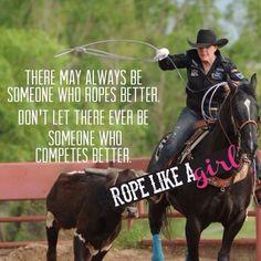 Rope like a girl