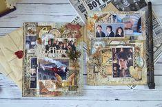 Julia Ost handmade: Гарри Поттер. Альбом . Финал