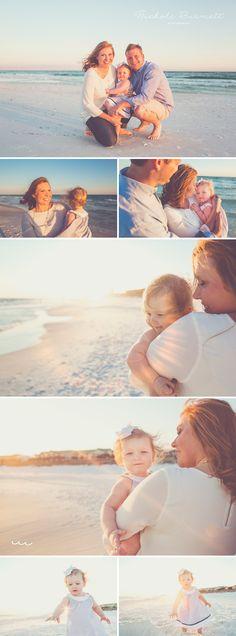 Candid Beach photography inspiration | Family Photography | Beach photos | Beach posing ideas © Nichole Burnett Photography | Santa Rosa Beach, FL, 30A