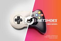 Netshoes apresenta sua nova identidade visual