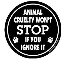 It especially won't stop if you continue contributing to it. Go cruelty free and VEGAN ♡