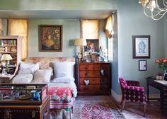 A cozy bedroom arrangement Bedroom Arrangement, Interior Inspiration, Interior Ideas, Bedroom Layouts, Cozy Bedroom, Cape Town, Paint Colors, Glamour, House Design