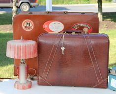 June 2012 - Vintage Luggage