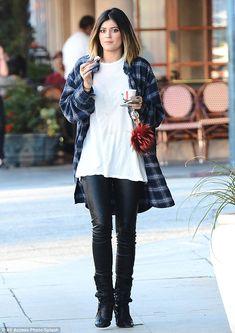 Kylie Jenner Los Angeles April 28 2014