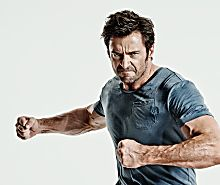 trainingsplan muskelaufbau 5 of the best muscle-building tips from hugh jackman Best Dumbbell Exercises, Kettlebell Abs, Dumbbell Workout, Cardio Workouts, Body Workouts, Workout Routines, Hugh Jackman, Muscle Building Program, Muscle Building Workouts