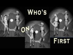 ▶ Who's On First - The classic Abbott and Costello routine! Can one really say anymore. Thanks for watching!