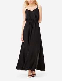 V-Neck Maxi Dress from THELIMITED.com