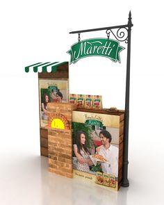 Maretti on Behance