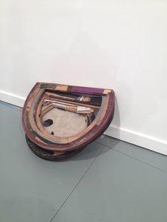 Simon Callery Artist Paintings Fold Gallery London