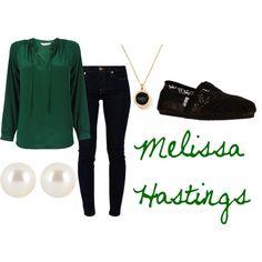 Melissa Hastings