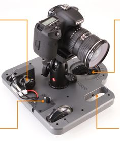 Lil-Mule An Affordable Heavy Duty Camera Platform Perfect For Creating Moves