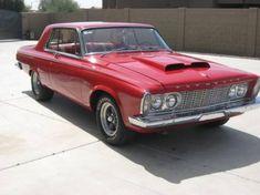 1963 Plymouth Fury Max Wedge