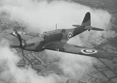 Fairey Battle RAF Despite power of Rolls-Royce engine, the bombing load and three-man crew added too much weight for the light bomber Armament not adequate against more modern aircraft Inadequate speed Despite scoring first official aerial victory of WWII for the RAF, heavy losses were eventually recorded Withdrawn from battle and used in overseas training. Only two machine guns.