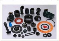 A lot of Moulded Components
