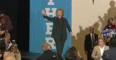 Força de um candidato é a fraqueza do outro no duelo de propostas nos EUA