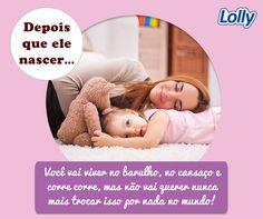 Recadinho para você, mamãe!  #Lolly #Recadinho #Mamães