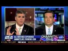 Sen. Ted Cruz on Defending the Second Amendment with Sean Hannity