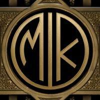 I created my own custom monogram with The Great Gatsby Monogram Maker.