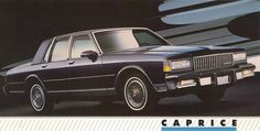 1989 Chevrolet Caprice Classic Brougham LS \\\ loved a guy who drove an 80s caprice. ;(