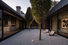 Shagwong — Adam Jordan Architecture Wabi Sabi, Adam Jordan, Beautiful Family, Beautiful Homes, Les Hamptons, Charred Wood, Barn House Design, Exposed Concrete, Stone Barns