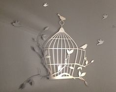 Birdcage Tea Light Wall Art Metal Hanging Candle Holder Black Bird Cage Pinterest Candles Cages And Walls