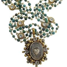 sacred heart pendant necklace - Google Search