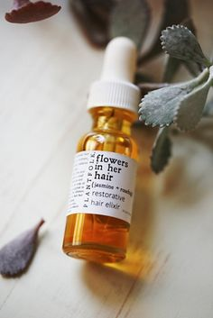 Plantfolk Apothecary Womens Flowers In Her Hair Elixir