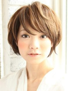 Luv this short hair style, seriously thinking about it