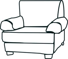 Armchair Drawing