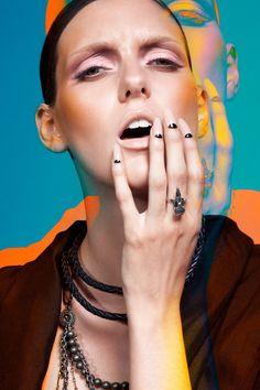 Deliverance of Envy. Photography Jackson Zhao, Makeup Andrea Tiller - http://bit.ly/ysAIdJ