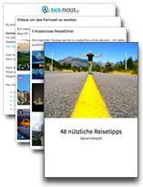 kostenloses eBook - 48 nützliche Reisetipps