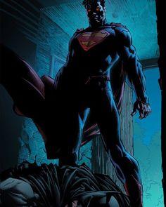 #Superman #Batman #DCComics by devilzsmile.com #devilzsmile