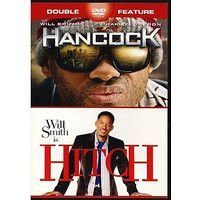 Will Smith Double Feature Hancock & Hitch DVD