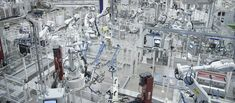 The cab factory of the future is maned by 238 new high-tech robots | Scania Group