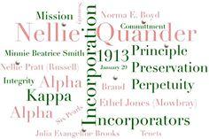Happy Incorporation Day Alpha Kappa Alpha!    #AKA1908 #AKA103 #J29 Sorority Girl Style, Letter Organizer, Alpha Kappa Alpha Sorority, Pink And Green, Lettering, Pretty, Ivy League, Universe, Culture