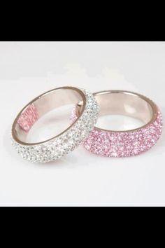 Love pink bling!
