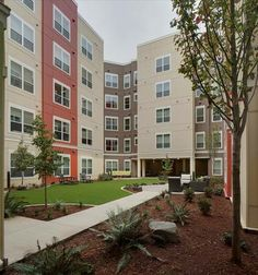 13th and Olive - We have multiple courtyards within our 2 buildings... easy way for some peace and quiet! - This Luxury student housing is in the heart of downtown Eugene with rates starting at $599 - Call today to schedule your tour! 541.685.1300