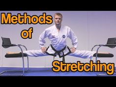 Methods of Stretching (Get High Kicks/Splits) | GNT - YouTube