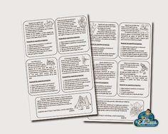 La Eduteca: RECURSOS PRIMARIA   Lecturas comprensivas diarias para 1º de Primaria