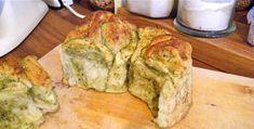Bärlauch-Falten-Brot