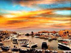 The Captain's view, Captain's inn El Gouna, Redsea
